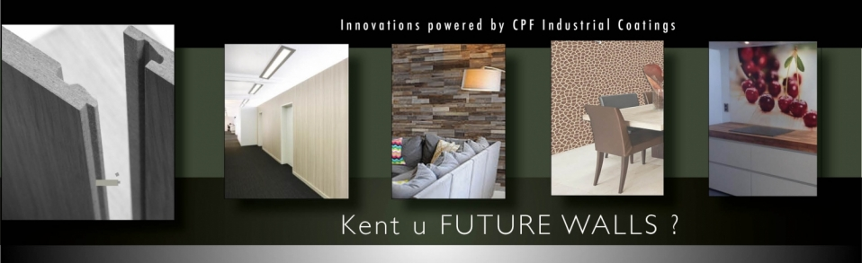 Future Walls innovations